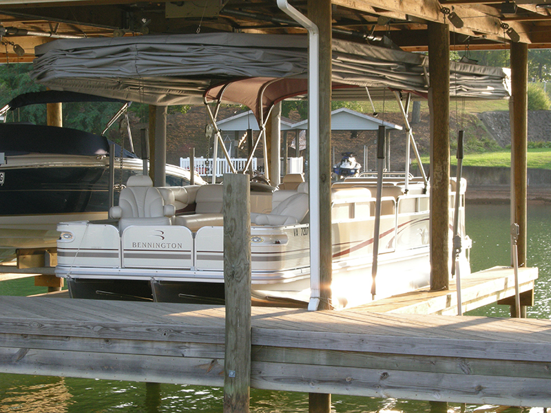 Touchless Boat Cover Designs Mac S Docks